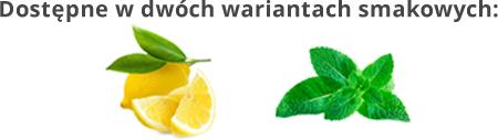 Gardimax medica oferuje dwa warianty smakowe