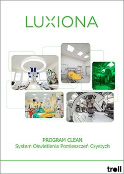 Ksiazka Program Clean. System Oswietlenia Pomieszczen Czystych