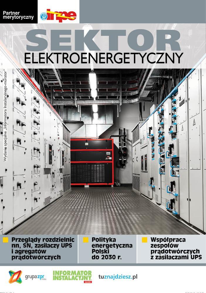 Sektor Elektroenergetyczny 2015
