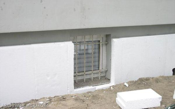 Ocieplenie fundamentów i piwnicy w starym domu