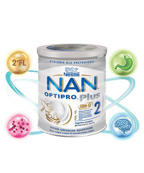 NAN OPTIPRO<sup>®</sup> Plus 2 HM-O