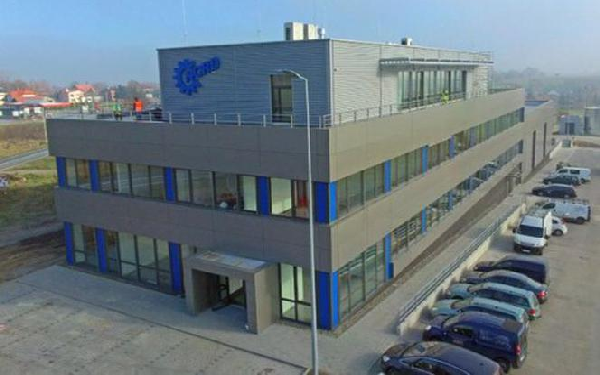 blueSmart w centrum szkoleniowo-serwisowym Nord Napędy