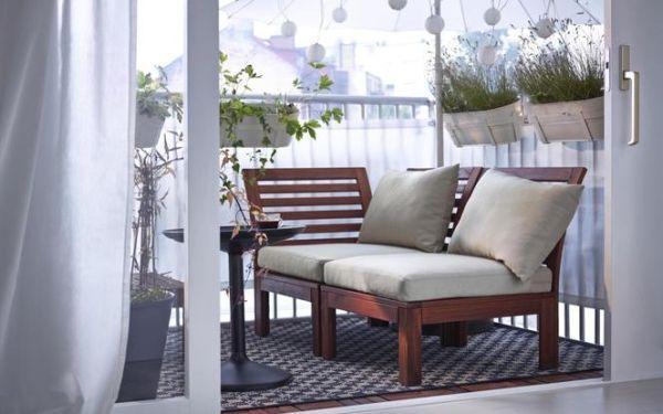 Aranżacja balkonu: wybieramy meble i dodatki