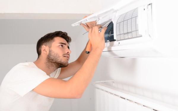 Montaż klimatyzatora typu split